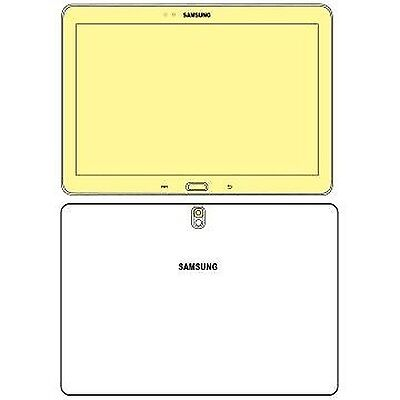 Martin Fields Overlay Plus Screen Protector (Samsung Galaxy Note 10.1 [2014])...
