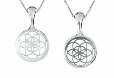NEW Misfit Wearables Bloom Necklace, Stainless Steel- For Shine Activity Tracker