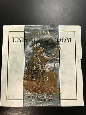 1996 United Kingdom Brilliant Uncirculated Coin Collection