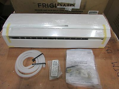 New! Frigidaire Split System Wall Hung Air Conditioner / Heat Pump, 12,000 Btu