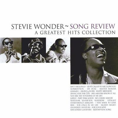 Stevie Wonder - Ultimate Collection (Song Review - Greatest Hits) Neue CD