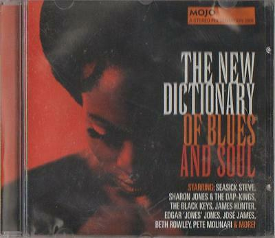 C.d.music  E111  The New Dictionary Of Blues And Soul      Cd