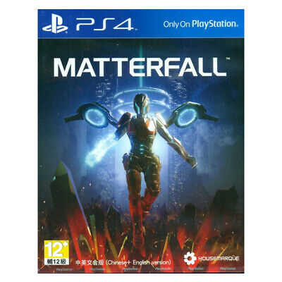 Matterfall PlayStation PS4 2017 Chinese English Factory Sealed