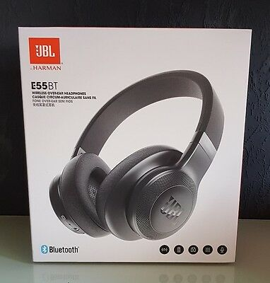 jbl kopfh rer harman wireless over ear e55 bt neu. Black Bedroom Furniture Sets. Home Design Ideas