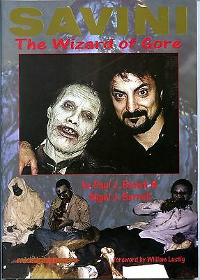 Savini: The Wizard of Gore