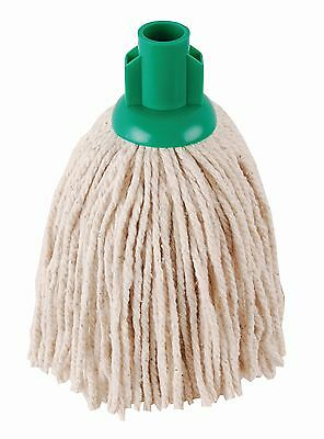 16Oz Socket Mop Heads - Various Colours - Pack Of 10 - Just £2.20 Each