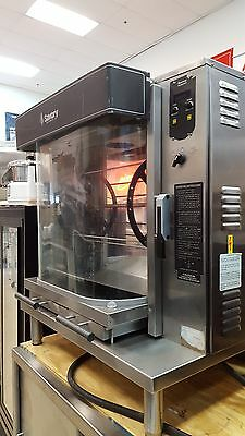 Used Sp5 Merco/savory Electric Rotisserie Oven Includes Free Shipping