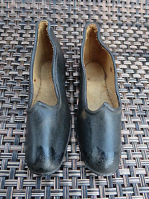"Wales Goodyear Rubber Shoes Miniature Black Rubbers ""Worlds Fair"" Advertising"