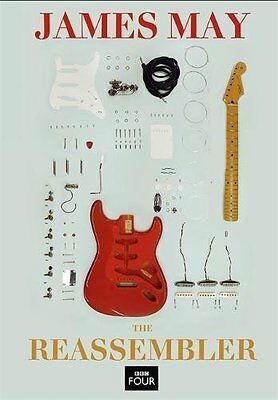 The Reassembler by James May Hardback Book New