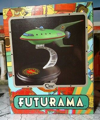 FUTURAMA Planet Express Ship.  New in Box, never opened. Loot Crate Exclusive