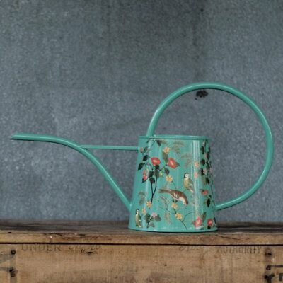 Burgon and Ball indoor watering can, 1 litre, Flora and Fauna Collection