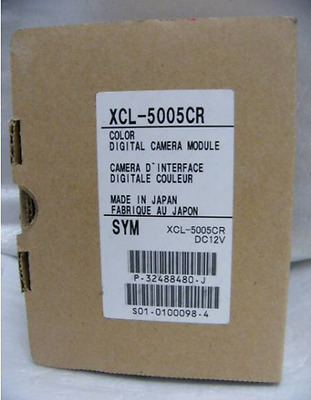 SONY CameraLink XCL-5005R Color Digital Camera Module