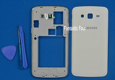 For Samsung Galaxy Grand 2 II G7102 G7106 The new After middle housing White