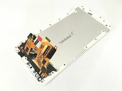 White LCD display Touch screen+Frame for Moto X Style X3 XT1575 XT1570 XT1572