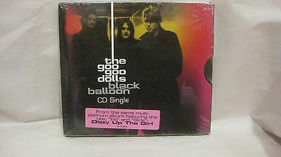 Very Rare The Goo Goo Dolls Black Balloon CD Single 1999 Warner Bros.     cd1382