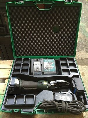 Greenlee Gator Cordless Cable Cutter 6 Ton L Series Tool EK628LGL