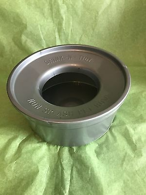 Good Boy non-splash grey travel GeoHound geocaching dog bowl