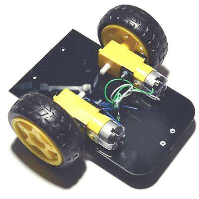 Smart Robot Car Chassis Kit for Arduino, Pi, Micro bit