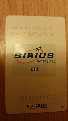 Satellite Viewing Cards  VIACCESS