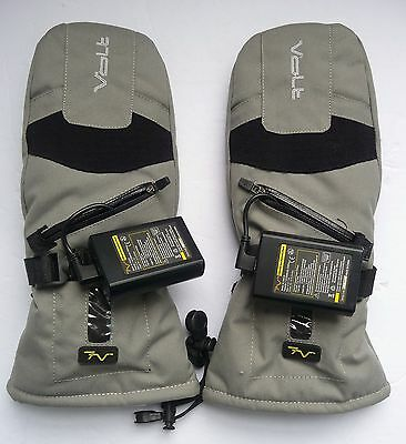 Volt Heat 7V Battery Heated Mittens - Women's  (S-M-L) #7V-GL-MTW No Charger!