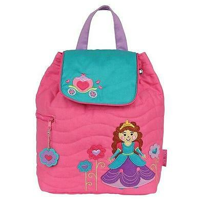 Personalized Stephen Joseph Princess Backpack Bookbag Diaperbag