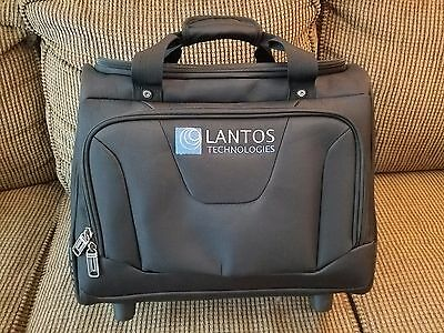 Travelpro Luggage Rolling Tote Bag Carry On - Black *NEW FACTORY SEALED*