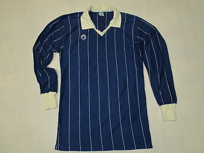 Palme Tricot Jersey Camiseta Maglia Maillot Long Sleeve Blue White Vintage 105 5