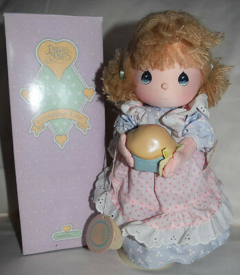 Precious Moments Doll Friendship Line Applause