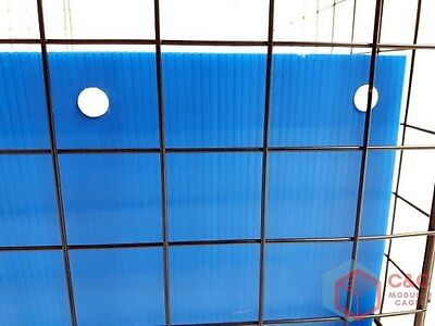 CORREX TRAY COROPLAST BASE FOR C&C CAGE  5x2  4x2  3x2  2x2  2x1
