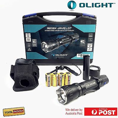 Olight M20SX Javelot (Batteries Included)