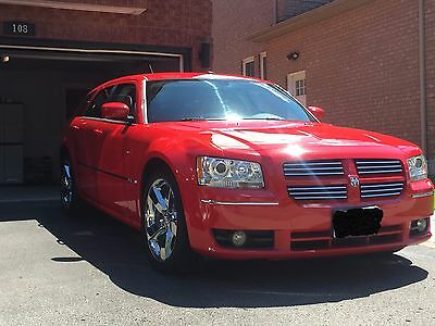 Dodge: Magnum R/T Rare R/T with Road & Track option. Low miles , well documented.
