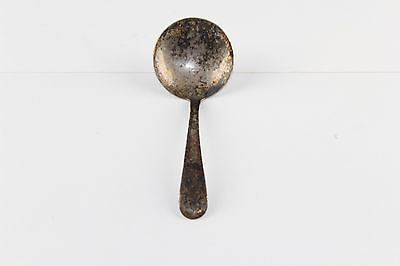 Vintage Child's Soup Spoon Silverplate Made in England