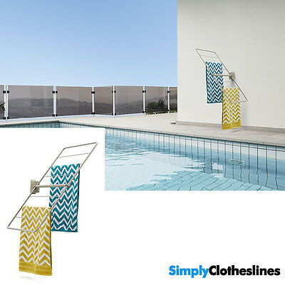 Hills Poolside Towel & Swimmers Clothesline FREE DELIVERY & IN STOCK.