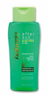 babaria Aloe Vera After Sun Gel 200 ml (4,25 €/100ml)