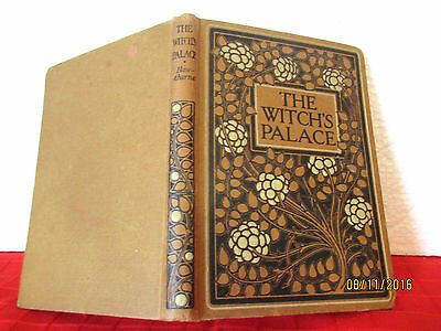 Nathanial Hawthorne THE WITCH'S PALACE hardcover 1964 illus by H.R. Millar