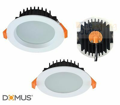 10w LED Colour Changing Dimmable Downlight Domus Lighting IP44 20706 20726