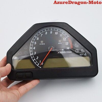 For Honda CBR 1000RR 2006 Gauges Speedometer Odometer Tachometer Gauges KM/H
