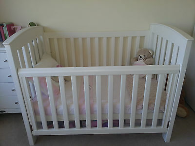 boori country collection cot bed instructions