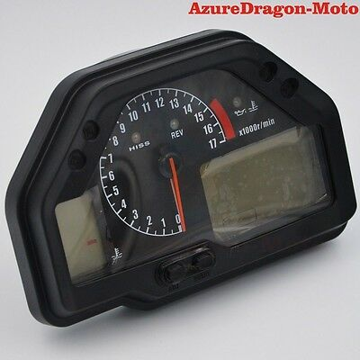 New Speedometer Tachometer Gauges Cluster For 06 Honda CBR 600RR 2006 AU