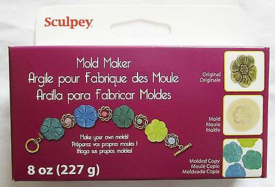 SCULPEY MOULD MAKER - MOLD MAKER & SOFTENS CLAY - 227g