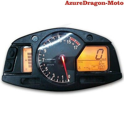 New Gauges Cluster Speedometer Tachometer For Honda CBR600RR 2007 AU