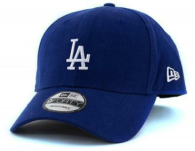 LA Dodgers New Era MLB Team 9Forty Hat Genuine Baseball Cap New Era