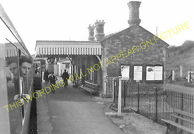 Pensford Railway Station Photo. Brislington - Clutton. Bristol to Radstock. (5)
