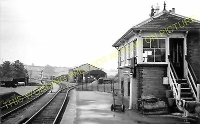 Pensford Railway Station Photo. Brislington - Clutton. Bristol to Radstock. (3)