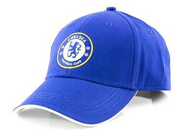 Chelsea FC EPL Team Curved Hat Genuine Baseball Cap Chelsea Football - Soccer