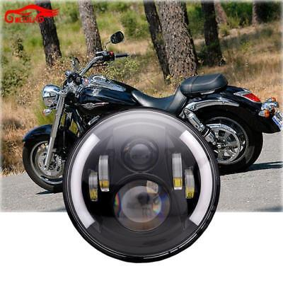 Motorcycle LED Headlight For Kawasaki Vulcan VN 800 900 1500 1600 1700 2000
