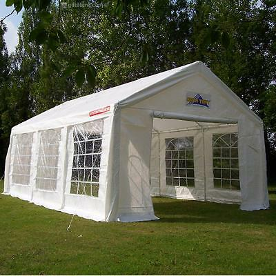 4m x 6m Gala Tent Marquee Original (PE) Commercial Quality -  (NOT a Party Tent)