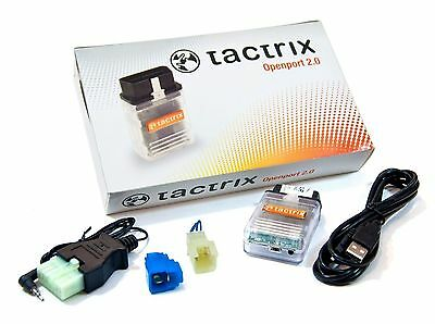 RENTAL/HIRE service - Tactrix openport 2.0 ECU mapping – Subaru / Mitsubishi