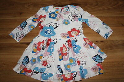M&S girls floral dress 18-24 months NEW *I'll combine postage