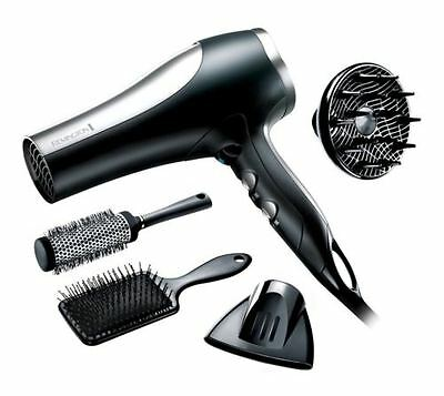NEW  NEW !!Remington D5017 Pro 2100 Hair Dryer Gift Set  NEW NEW !!!